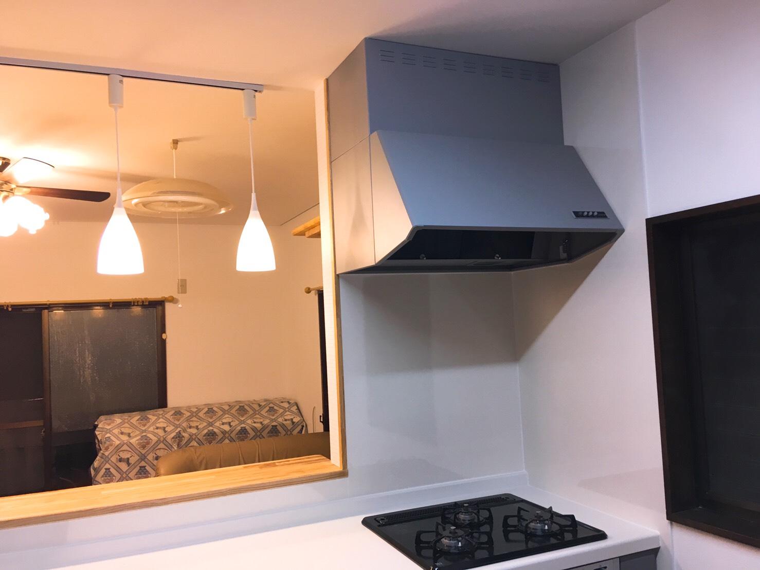 憧れの対面キッチン3